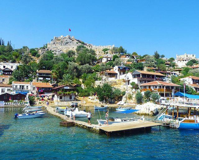 Akdeniz, Antalya, Antalya Otelleri, Kaş, Kaş Otelleri